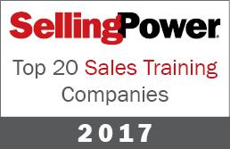 Mercuri International on 2017 Top 20 Sales Training Companies List