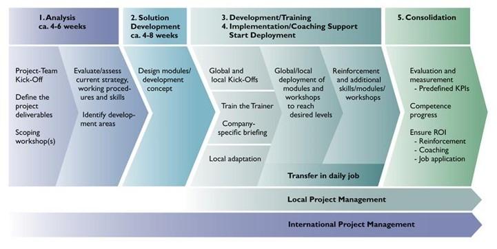 Steps International Projects
